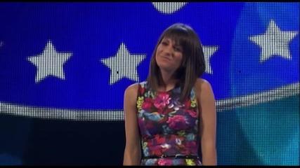 Dejana Marinkovic - Bolujem u sebi - (Live) - ZG 2013 2014 - 11.01.2014. EM 14.
