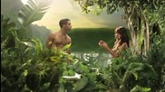 Смях - Адам и Ева с какво ли се хранят в Рая
