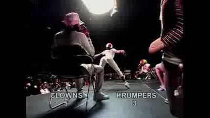 Krump Battles
