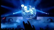 Drum solo by Joey Jordison