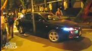 Да запушиш тази жена на паркинг ? Най - голямата грешка ! Направо разказа играта на таксито !