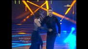Dancing Stars - Антон Касабов и Дорина - елиминации (22.05.2014г.)