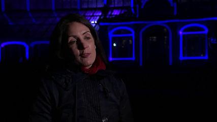 Спиращо дъха светлинно шоу в Кралската ботаническа градина