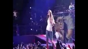 Hannah Montanameet Miley Cyrus - Nobodys Perfect live Best of Both Worlds Concert Hq Hd