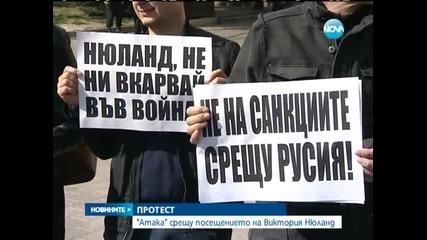 Сидеров - Посещението на Нюланд цели да вкара България във война - Новините на Нова