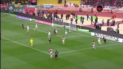 Монако - Ница 0:0 /Първо полувреме/