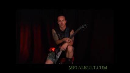 Nergal Guitar Lessons Part 2