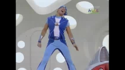 Lazy Town - No One Lazy In Lazy Town