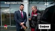 Втори Златен Скункс за Николай Бареков - Господари на ефира (22.12.2014г.)