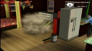 The Sims 3 : Late Night : Бой :d:d:d
