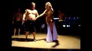На тати танцьорката