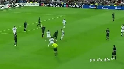 Real Madrid vs Manchester C. 3 - 2 Full Match & highlights 18_09_2012