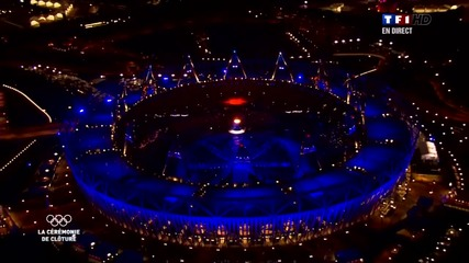 Ed Sheeran - Wish You Were Here (london Olympics Closing Ceremony 2012-08-12) 720p