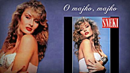 Sneki - O majko majko - Audio 1991