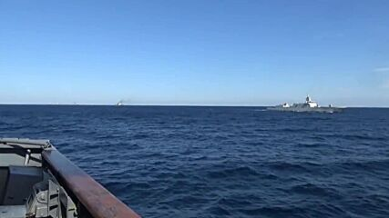 At Sea: Russia and China hold first joint naval patrol in western Pacific