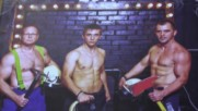 Russia: Omsk burning up! Firm-chested firefighters amazed as their risque calender sells out