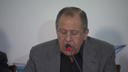 Russia: Lavrov outlines 'polycentric' foreign policy concept update