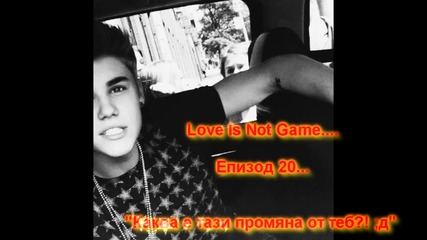 Love Is Not Game Eпизод 20