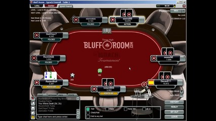 Bluff freeroll