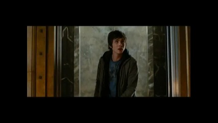 Percy Jackson and The Olympians: The Lightning Thief - Трейлър