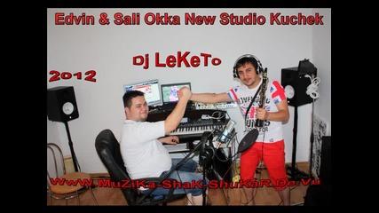 Sali Okka & Edvin New Hit Studio Kuchek 2012 Dj Leketo