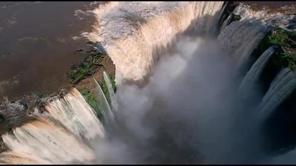 Енио Мориконе: Музикална тема из филма Мисията, водопадите Игуасу