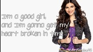 Victorious Cast ft. Victoria Justice - Bad Boys - With lyrics