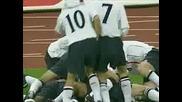 Англия - Германия 2 - 1 Steven Gerrard