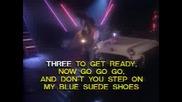 Elvis Presley - Blue Suede Shoes Karaoke