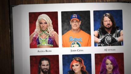 Who won Cutest Couple? Most Popular? Find out in the 2017 WWE Yearbook!