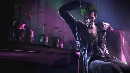 Batman Arkham Origins E3 Геймплей Трейлър