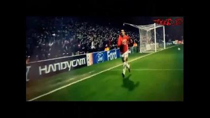 Незабравим Кристиано Роналдо ! ( Манчестър Юнайтед )