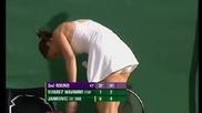Oops!!!sexy snimki na Sharapova,  Jankovic,  Dementieva