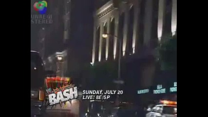 Wwe The Bash 2009 Promo