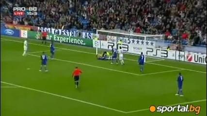 Реал Мадрид - Оксер 4:0