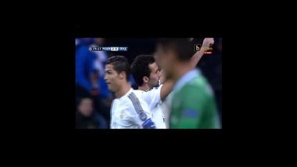 Реал Мадрид-лудогорец 4-0