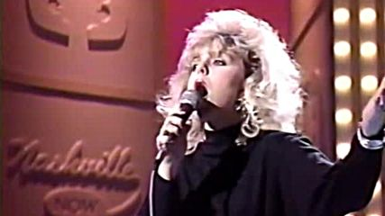 Lindsey Ashton - I Didnt Know You Had a Heart to Break / Live on Nashville Now 1988