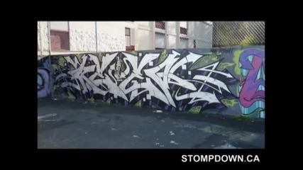 Graffiti #148 - Keep Six - Stompdown Killaz - Sdk
