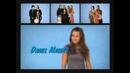 Life With Derek Season 3 Opening Credits (със субтитри)