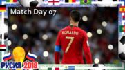 Коментари на последните събития от Mondial 2018