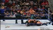 Най-доброто от мача на Еди Гереро срещу Букър Ти с/у Джей Би Ел срещу Гробаря