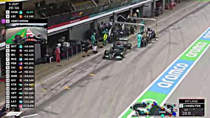 Формула 1 Гран При Испания 2021 Година Акценти От Състезанието