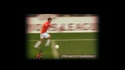 Cristiano Ronaldo Impossible is Nothing 07 - 08 Season* Hq *