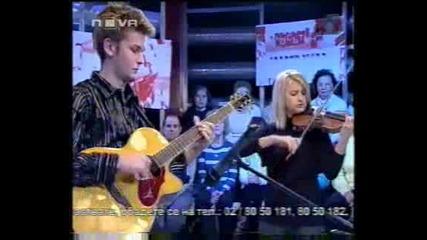 Duo Mistyc - Summertime (live On Nova Tv)