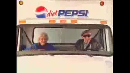 Zvazdite V Qka Reklama Na Pepsi