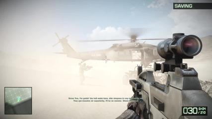 Battlefield Bad Company 2 Hard #09 (a) - Sangre del Toro
