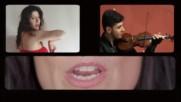 Lyrics + Бг Превод - Таря Turunen Tarja * Railroads * Official Music Video - New album In The Raw hd