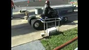 drag quad Artic cat 1100 stretched banshee eastcoastatv.com