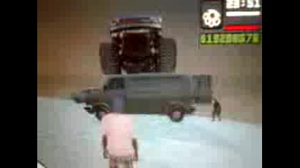 Gta San Andreas - Странно нещо