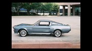 Ford Mustang Shelby Gt500 1967г.